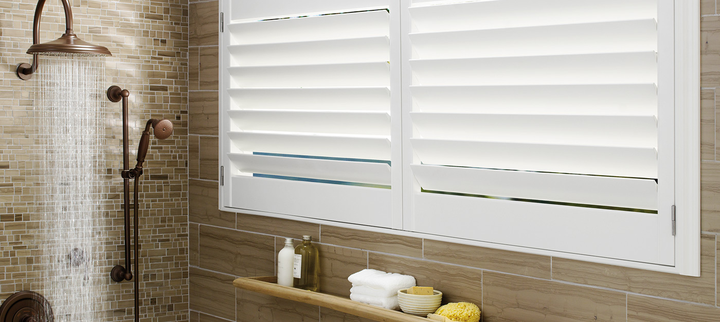 Here Are Some Of The Best Window Treatments We Install In Bathrooms Throughout Dallas Texas