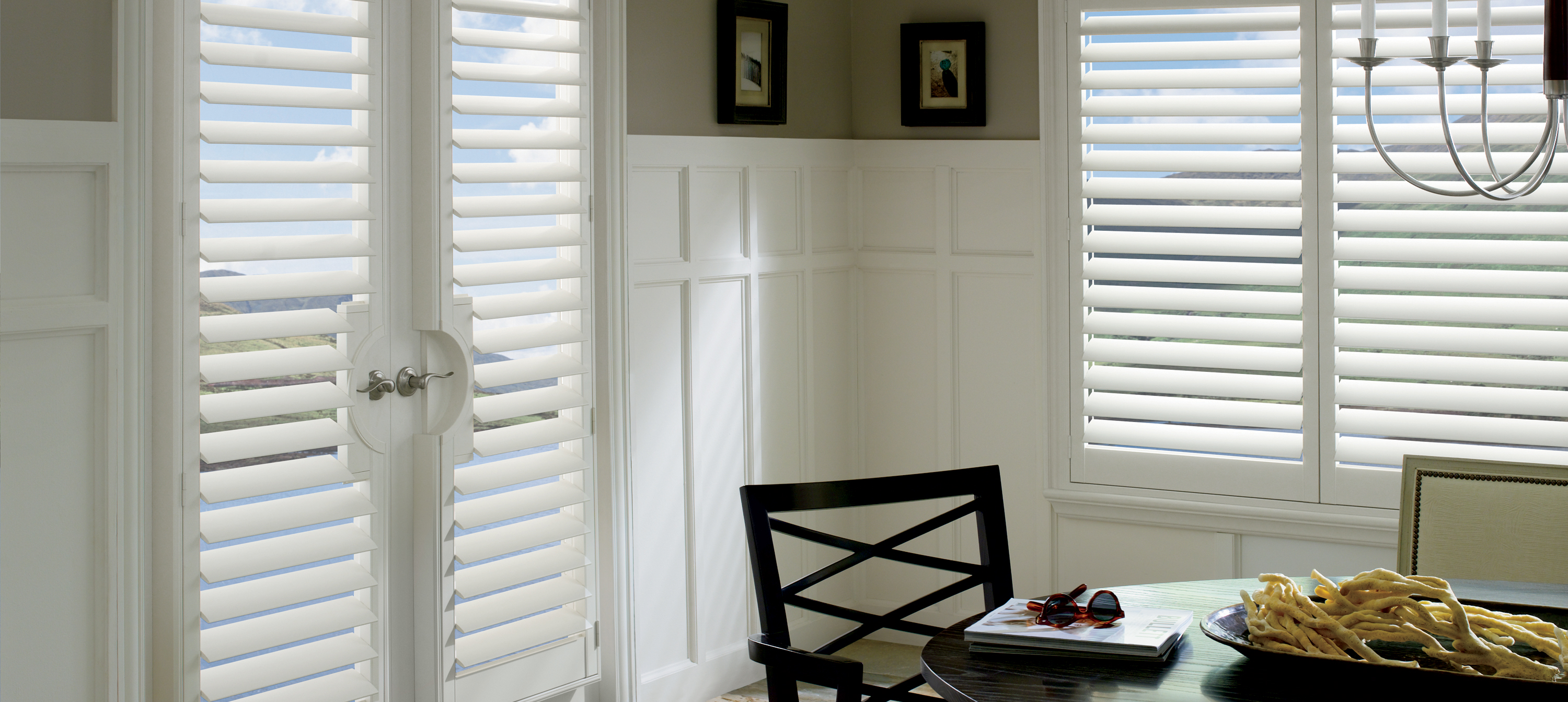 Kitchen & Dining Window Treatments Gallery   Window Coverings