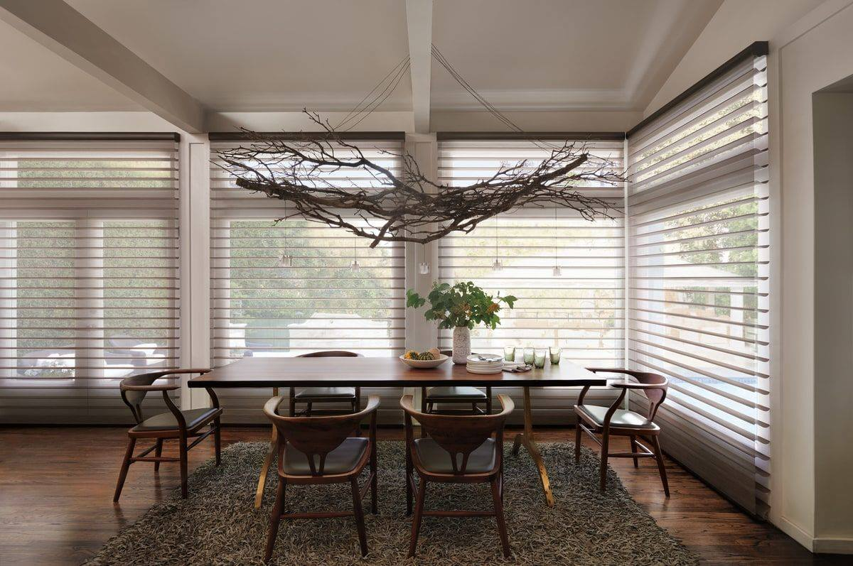 Here Are Some Of The Best Kitchen Window Treatments We Install Throughout Dallas Texas