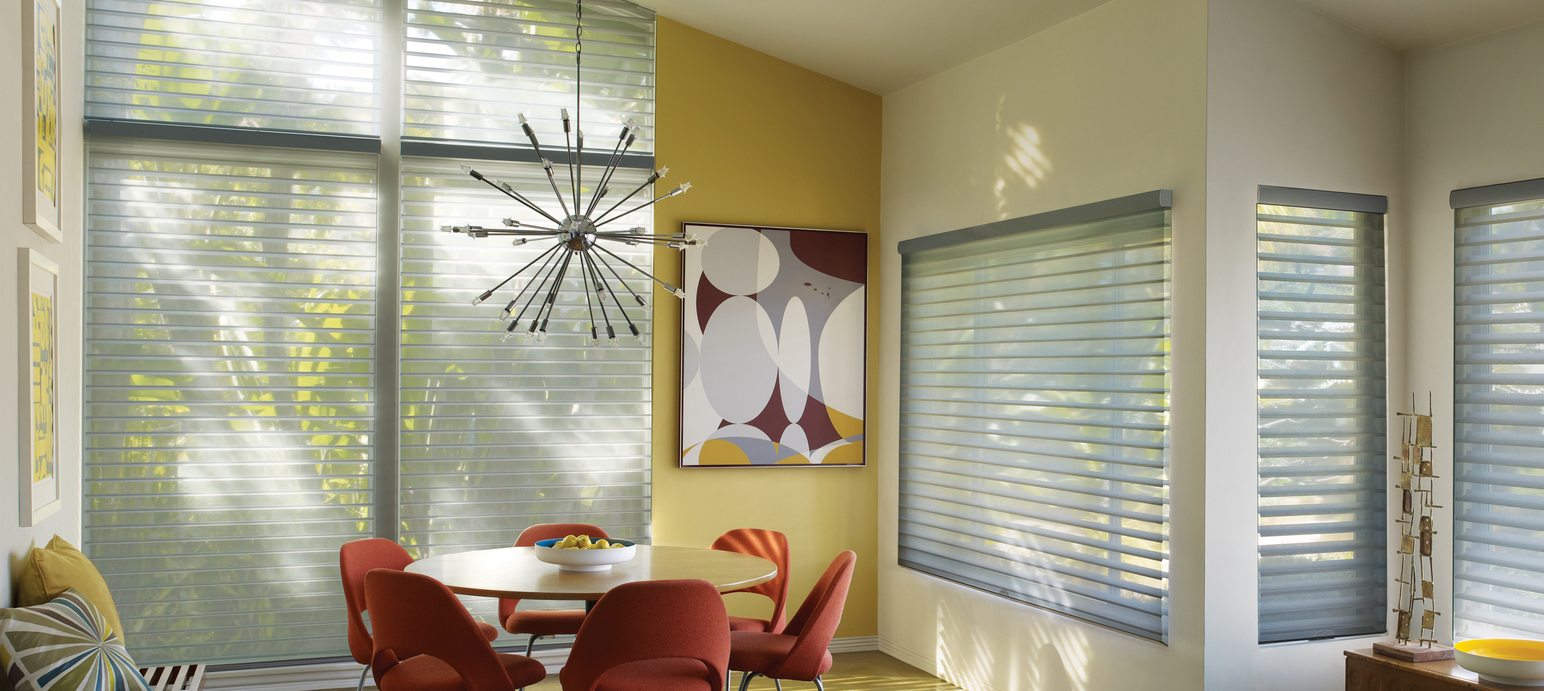 windows treatments silhouette york nyc shadings blinds in shades city hunter new window walls douglas
