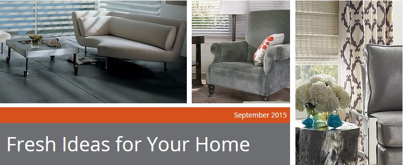 Decorating in many shades of gray