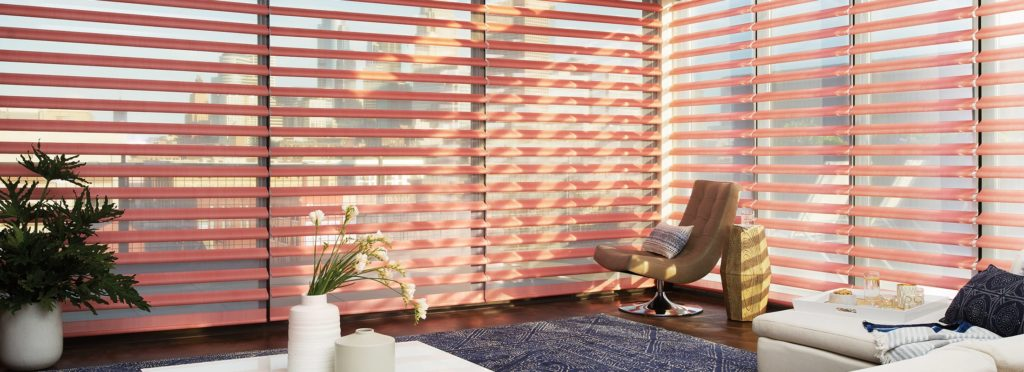 sheers and shading - window treatments